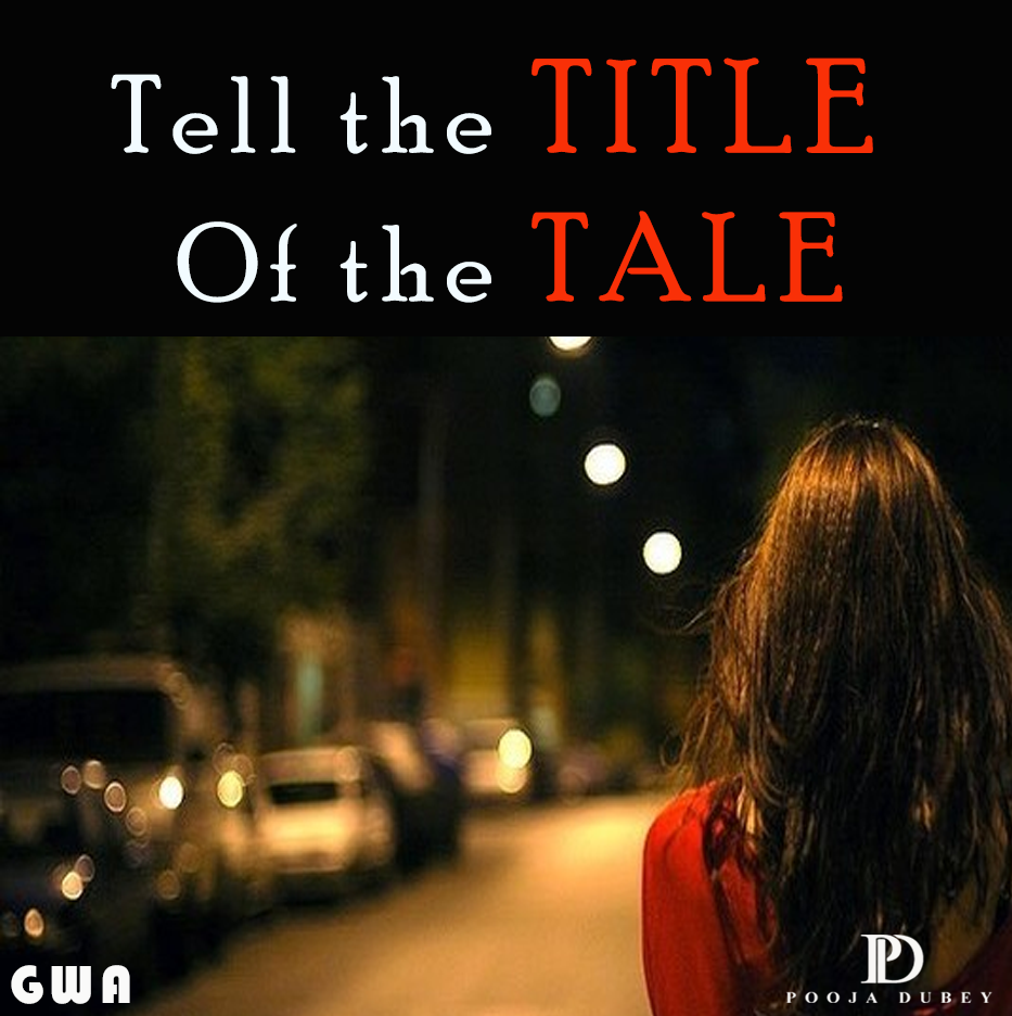 Tell the TItle of The Tale